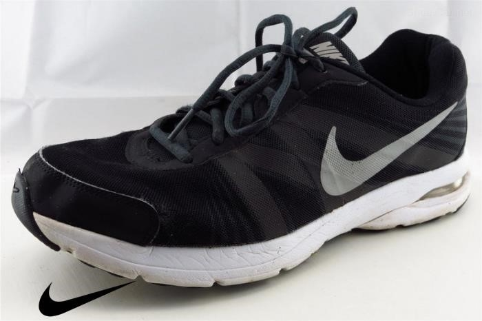Nike Air Futurun Shoe Black Fabric Athletic Mens Black Shoes Sneakers Retailers ENOSTVW148