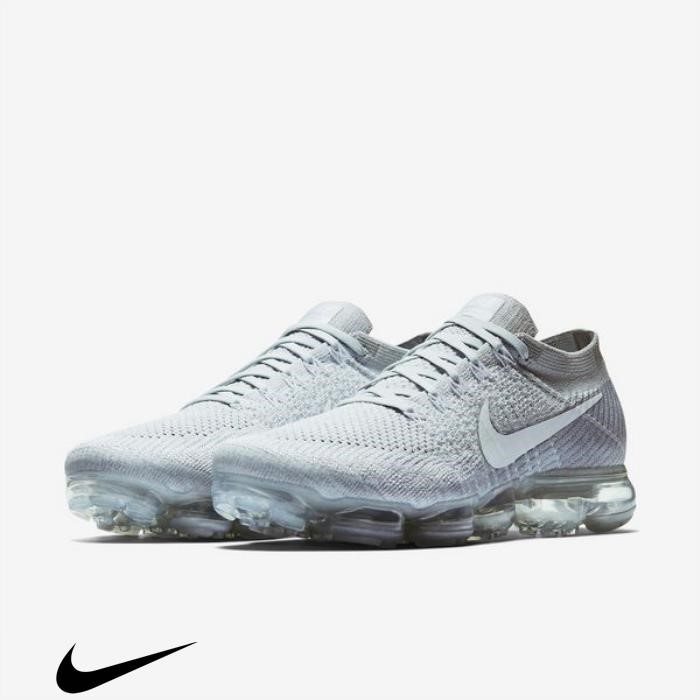 Authentic Nike Air Vapor Max Platinum Shoes Shoes Receipt Supply with Mens Platinum ACGJLOPQW1